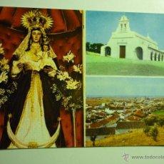 Postais: POSTAL VILLANUEVA DE LOS CASTILLEJOS .-DIVERSAS VISTAS. Lote 43152457
