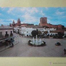 Postales: PLAZA DE STA. ANA. UTRERA. SEVILLA. Lote 43403552