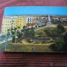Postales: POSTAL DE HUELVA AVD FEDERICO MAYO VER LAS 2 FOTOS MAS POSTALES EN MI TIENDA. Lote 43565268