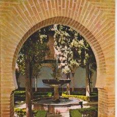 Postales: (1138) GRANADA. ALHAMBRA. JARDIN DE LINDARAJA. Lote 43595614