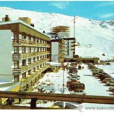 Postales: POSTAL DE GRANADA, SIERRA NEVADA, F. GALLEGOS. Lote 43621300