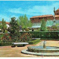 Postales: POSTAL DE GRANADA, PUENTE DEL TRIUNFO, ED. GALLEGAS . Lote 43621613
