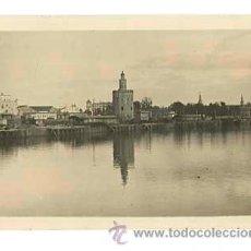 Cartoline: SEVILLA EL PUERTO. ED. A. GONZALEZ NIETO. POSTAL FOTOGRÁFICA, CIRCULADA. Lote 43669032