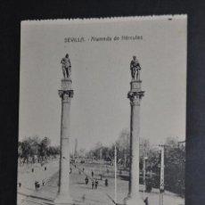 Postales: ANTIGUA POSTAL DE SEVILLA. ALAMEDA DE HERCULES. SIN CIRCULAR. Lote 43729702