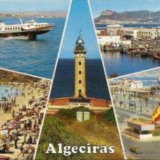 Postales: POSTAL ALGECIRAS- CADIZ, SIN CIRCULAR. Lote 43774699