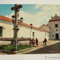 Postales: POSTAL CORDOBA - PLAZUELA DE LOS DOLORES - 1963 - SIN CIRCULAR - FARDI 212. Lote 43906365