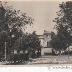Postales: ANTIGUA POSTAL CIRCULADA DE LA POBLACIÓN DE PEÑARROYA - PUEBLONUEVO ( CÓRDOBA ). Lote 43944649