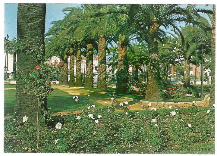 POSTAL HUELVA - LA ROSALEDA - FITER 1969 (Postales - España - Andalucia Moderna (desde 1.940))