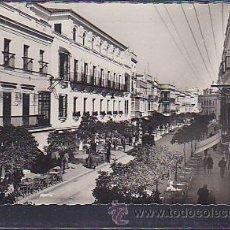 Postales: POSTAL JEREZ DE LA FRONTERA CALLE JOSE ANTONIO PRIMO DE RIVERA . Lote 43989684