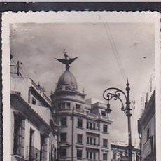 Postales: POSTAL HUELVA CALLE DE GRAL MOLA. Lote 43990094