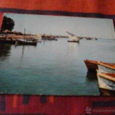 Postales: POSTAL DE HUELVA PUNTA UMBRIA RIA MIRA MAS POSTALES EN MI TIENDA VISITALA. Lote 44082708