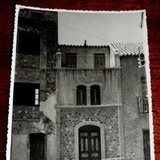 Postales: FOTOGRAFIA DE JAMILENA (JAEN), BIBLIOTECA MUNICIPAL, 1950 APROX. MIDE 17,58 X 11,6 CMS. APROX. FOTOG. Lote 44425931