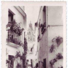 Postales: CÓRDOBA: CALLEJA DE LAS FLORES. ED. AISA. NO CIRCULADA (AÑOS 50). Lote 44430159