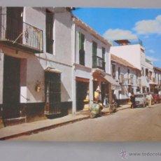 Cartes Postales: POSTAL DE MÁLAGA. AÑO 1963. TORREMOLINOS. CALLE SAN MIGUEL. 338. Lote 44533449