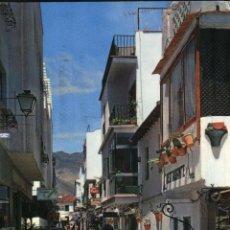 Postales: TORREMOLINOS - CALLE CAUCE. Lote 44696705