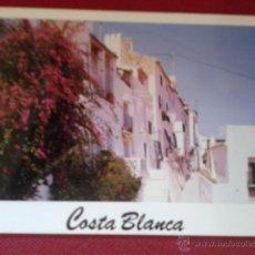 Postales: POSTAL COSTA BLANCA - ALTEA- 1991. ESCRITA. Lote 44722461