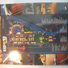 Postales: MAGNIFICA POSTAL DE - SEVILLA - EXPO 92 -. Lote 44809972