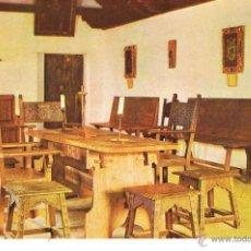Postales: POSTAL: MONASTERIO DE LA RABIDA (HUELVA) CREACIONES ARTISTICAS PASTORIZA Nº 21. (NO CIRCULADA)). Lote 44851179