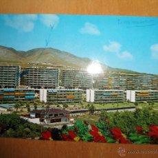 Postales: COSTA DEL SOL-TORREMOLINOS-VISTA PARCIAL Y APARTAMENTOS EUROSOL. Lote 45224632
