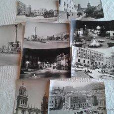 Postales: POSTALES DE JAEN ANTIGUAS, DE LOS AÑOS 50-60, LOTE DE 9 POSTALES. Lote 45273104