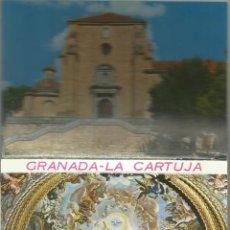 Postales: ** TP11 - TIRA DE 16 POSTALES - LA CARTUJA - GRANADA. Lote 45296506
