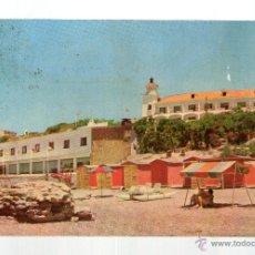 Postales: PUERTO SANTA MARÍA CADIZ PLAYA FUENTEBRAVIA Y HOTEL - EDICION VALMAR - POSTAL. Lote 45460424