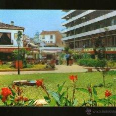 Postales: TORREMOLINOS LA NOGALERA MALAGA - EDICION COSTA DEL SOL - POSTAL. Lote 45460572
