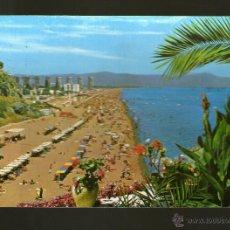 Postales: TORREMOLINOS PLAYA BAJONDILLO MALAGA - EDICION BEASCOA - POSTAL. Lote 45460629
