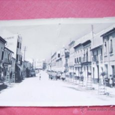 Postales: PUENTE GENIL ( CORDOBA ) AVDA. MANUEL REINA. Lote 45625814