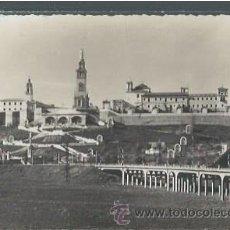 Postales: TARJETA POSTAL SEVILLA, SAN JUAN DE AZNALFARACHE, MONUMENTO CERRO DE LOS SAGRADOS CORAZONES. Lote 45731086
