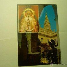 Postales: POSTAL CHIPIONA,- SANTUARIO DE REGLA. Lote 45733179