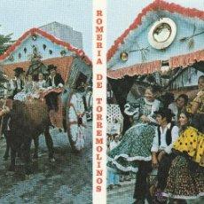 Postales: Nº 14469 POSTAL ROMERIA DE TORREMOLINOS MALAGA. Lote 45885822