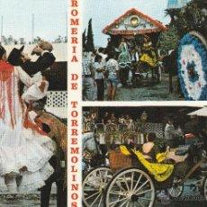 Postales: Nº 14468 POSTAL ROMERIA TIPICA TORREMOLINOS MALAGA. Lote 45885825