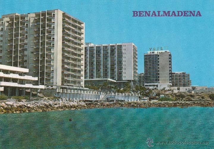 Nº 14461 POSTAL BENALMADENA PLAYA MALAGA (Postales - España - Andalucia Moderna (desde 1.940))