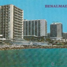 Postales: Nº 14461 POSTAL BENALMADENA PLAYA MALAGA. Lote 45885853
