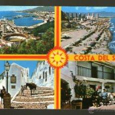 Postales: MALAGA COSTA DEL SOL - EDICIÓN COSTA DEL SOL - POSTAL . Lote 45928270