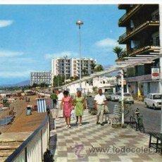 Cartes Postales: MARBELLA - MALAGA - PASEO MARITIMO. Lote 46044708