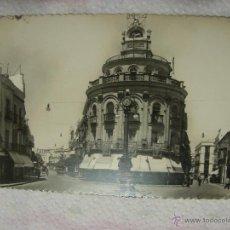 Postales: POSTAL ANTIGUA. JREZ DE LA FRONTERA. CALLE DE JOSE ANTONIO PRIMO DE RIBERA Y SANTA MARIA. Lote 46120524
