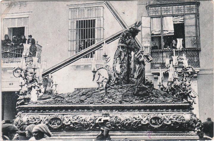 SEVILLA SEMANA SANTA - JESUS NAZARENO - HDAD DE LA O - BARREIRO 525 (Postales - España - Andalucía Antigua (hasta 1939))
