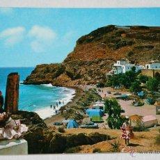 Postales: BONITA POSTAL - CAMPING LA GARROFA ALMERIA - SEGURA BEASCOA BV. Lote 46319795