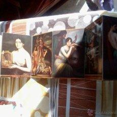 Postales: MUSEO DE ROMERO DE TORRES. 10 POSTALES. SIN CIRCULAR. Lote 46649567
