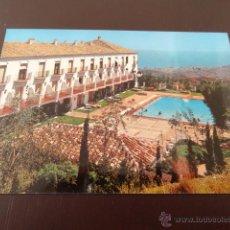 Postales: HOTEL MIJAS POSTAL - AÑO 1975. Lote 46690714