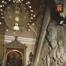 Postales: Nº 19870 POSTAL BAEZA JAEN SEMINARIO DETALLE DE LA ESCALERA. Lote 46771602