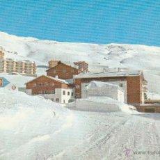 Postales: Nº 19895 POSTAL GRANADA SIERRA NEVADA PRADO LLANO HOTEL SOL Y NIEVE. Lote 46771785