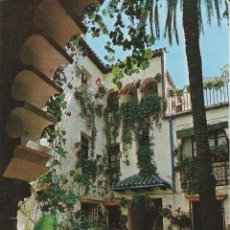Postales: Nº 19728 POSTAL CORDOBA PATIO TIPICO CONCURSO DE PATIOS CORDOBESES. Lote 46786476