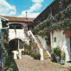 Postales: Nº 19722 POSTAL CORDOBA PATIO TIPICO CONCURSO DE PATIOS CORDOBESES. Lote 46786489