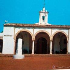 Postales: POSTAL MOGUER. SANTUARIO DE NUESTRA SEÑORA DE MONTEMAYOR. . Lote 46838094