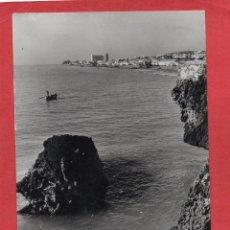 Postales: TORREMOLINOS. 329 LA ROCA Y HOTEL PEZ ESPADA. PONS. Lote 46903130
