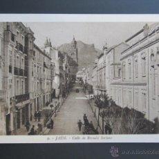 Postales: POSTAL JAEN, CALLE DE BERNABÉ SORIANO. . Lote 47232955