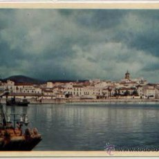 Postales: POSTAL ALGECIRAS CADIZ ANDALUCIA VISTA PARCIAL DESDE EL PUERTO ED. ALMACENES SUR N0 1. Lote 47429886